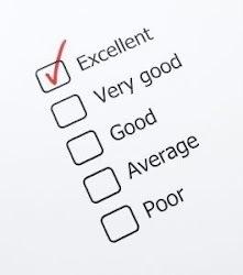 Checklist; javisst!